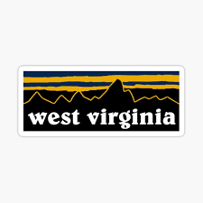 West Virginia Stickers Redbubble