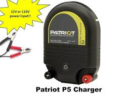 Solar Electric Patriot Solar Electric Fence Charger