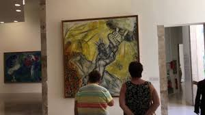 marc chagall museum city of nice france
