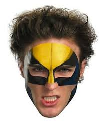 makeup x men superhero party