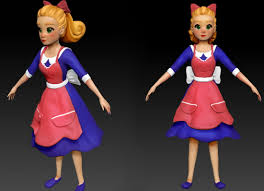 ArtStation - Marlene's Bakery 3D Model, VY Pham