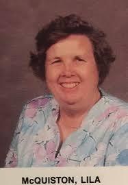 Lila Smith McQuiston (1933-2008) - Find A Grave Memorial