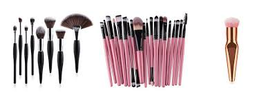 diffe types of makeup brushes mobao