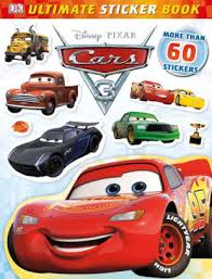 Ultimate Sticker Book Disney Pixar Cars 3 By Lauren Nesworthy Paperback Barnes Noble