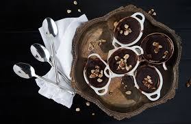 chocolate hazelnut pudding pudding