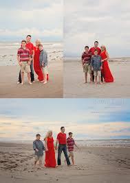 family beach session andrea
