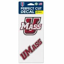 University Of Massachusetts Amherst Stickers Decals Bumper Stickers
