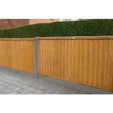 Forest Garden Closeboard Fence Panel 1830 Mm W X 1220mm H Fb46 6 Ft X 4 Ft Minimum Order Qty Of 2 Travis Perkins