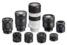 fe lenses for sony mirrorless cameras