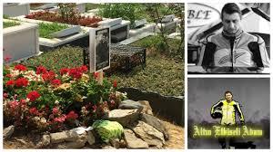 Altın Elbiseli Adam (Barkın Bayoğlu) Mezarını Ziyarete Gittik ...