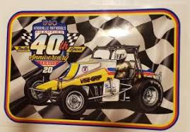 40th Anniversary Knoxville Nationals Decal