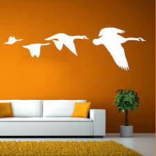 Wall Decals Flying Birds By Artollo