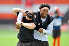 Cleveland Browns: Mary Kay's interview with Myles Garrett shows different  side