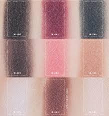 review make up for ever artist palette