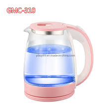 china 1 8l electric water glass kettle