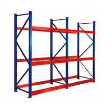 louver panel storage unit with wall