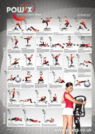 vibration plate exercises workout