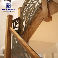 China Modern Laser Cut Design Staircase Railing Hotel Stairs China Railing Stainless Steel Railing