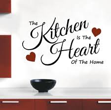 Wtsenates Extraordinary Kitchen Wall Art Stickers In Collection 5101