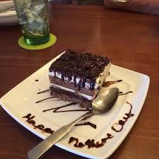 new dessert chocolate carmel lasagna