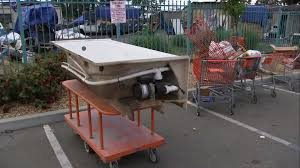 Oakland Home Depot Fed Up With Homeless Camp Abc7 San Francisco