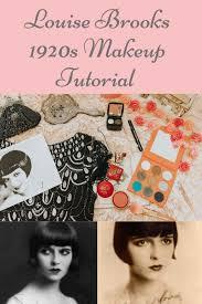 1920s flapper vine makeup tutorial