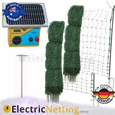 100m Electric Poultry Netting Kit Choose Your Energiser And Accessories