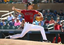 Arizona Diamondbacks: Luke Weaver cruises through 3 innings vs. Reds