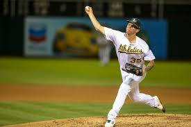 Aaron Brooks outduels David Price, Oakland A's blank Boston Red ...