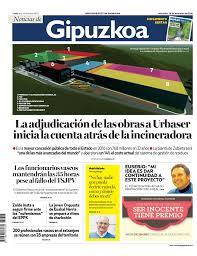 Calameo Noticias De Gipuzkoa 20161228
