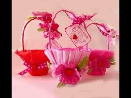 sweets handmade easter gift basket