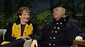 Robin Williams on Carson w/ Jonathan Winters 1991 - YouTube