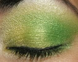 bright gold green eye for summer fun
