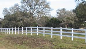 Vinyl Fencing Austin Tx White Almond Vinyl Fences Sierra Fence Inc