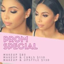 mobile prom hair and makeup es