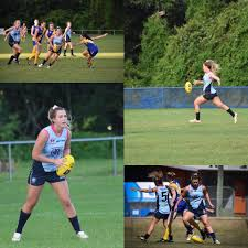 Time for some ladies updates! In... - Hinterland Blues Australian Football  Club   Facebook