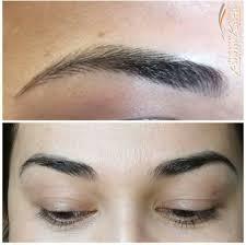natural permanent makeup eyebrows