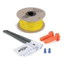 Petsafe 500 Ft Boundary Wire And 50 Flag Kit For In Ground Fence Prfa 500 The Home Depot