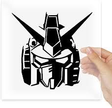 Amazon Com Gudetama Gundam Rx 78 Laptop Vinyl Sticker Decals Computers Accessories