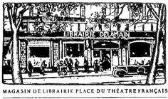 Librairie Delamain PARIS - réservation de livres papier et numériques