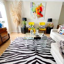 Chic Room Inspirations For Black And White Rugs Ruggable Blog
