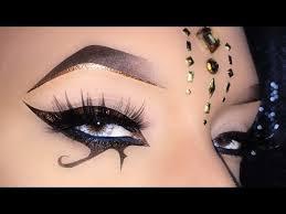 bronze egyptian dess eyeliner