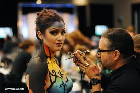 2016 int l make up artist trade show in