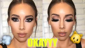 how to do smokey cat eye makeup