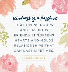 inspiring kindness quotes that will enlighten you com