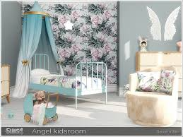 Angel Kidsroom By Severinka At Tsr Sims 4 Updates