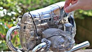 bmw r90s flat twin motorcycle engine