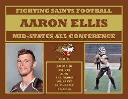 NFL Draft Diamonds Scouting Report: Aaron Ellis, QB, University of St.  Francis