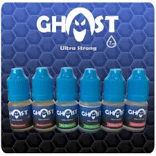 GHOST Blackcurrant