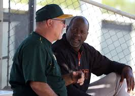Former MLB Closer Lee Smith Finds Enjoyment In Coaching